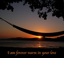 Forever Warm - Sunset by Doug Greenwald