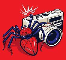 Spider Shot by dracoimagem