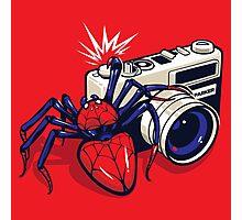 Spider Shot Photographic Print