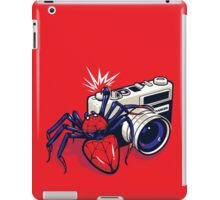 Spider Shot iPad Case/Skin