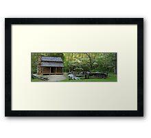 Mountain Springtime Framed Print