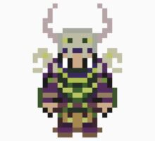 World of Warcraft Warlock Tier 2 Nemesis Sprite by whale