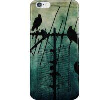 Silent Threats iPhone Case/Skin
