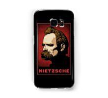 Nietzsche Print Samsung Galaxy Case/Skin