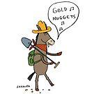 Golden Nuggets by David Barneda