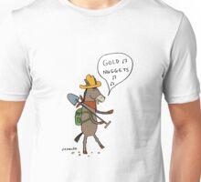 Golden Nuggets Unisex T-Shirt