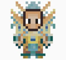 World of Warcraft Priest Tier 2 Transcendence Sprite by whale