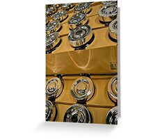look ... shiny things! Greeting Card