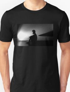 Alien Contemplation  Unisex T-Shirt