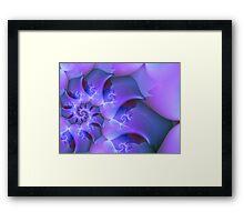 Lilac Moods Framed Print