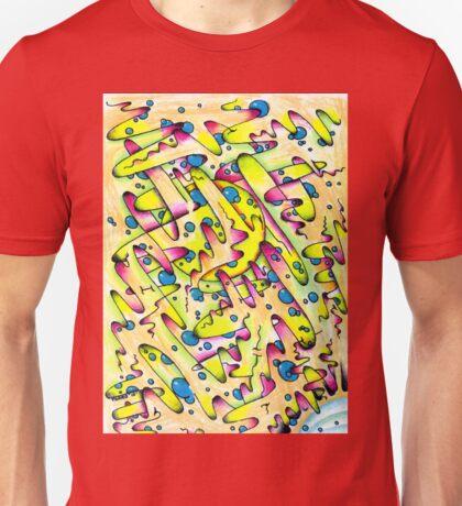 Blueberry Lemon Unisex T-Shirt