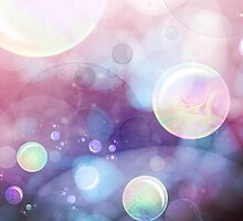 Soapbubbles in Wonderland by Dots