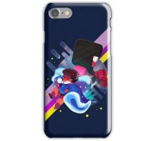 Ruby and Sapphire Made of Love iPhone Case/Skin