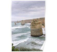 12 Apostles - Great Ocean Road Victoria Poster