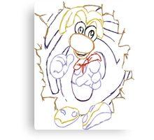 Rayman Canvas Print