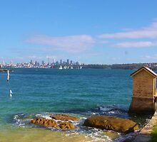 Watson's Bay, Sydney by Syllyred
