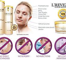 L'Reve 24K show unbelievable effects on your face by Erecteen