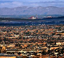 Western Edinburgh by Andrew Ness - www.nessphotography.com