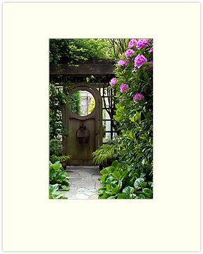 My Secret Garden by Marjorie Wallace