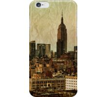 Empire Stories iPhone Case/Skin