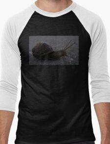 Snail Journey Men's Baseball ¾ T-Shirt