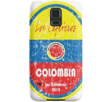 World Cup Football - Colombia Samsung Galaxy Case/Skin
