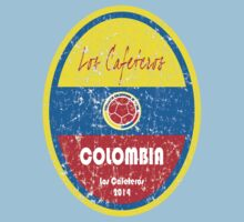 World Cup Football - Colombia Kids Clothes
