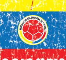 World Cup Football - Colombia Sticker