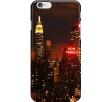 Digital Sunset iPhone Case/Skin