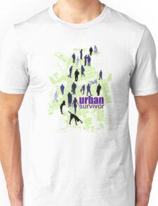 Urban survivor Unisex T-Shirt