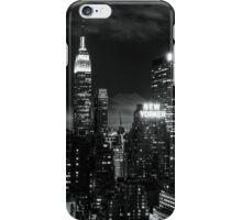 Monochrome City iPhone Case/Skin