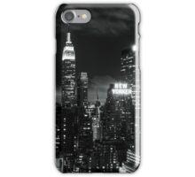 Monochrome City iPhone Case/Skin