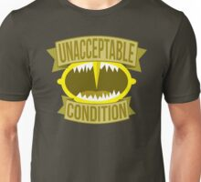 Unacceptable Condition Unisex T-Shirt