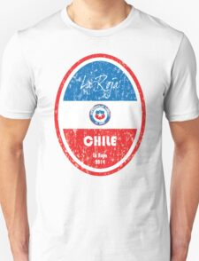 World Cup Football - Chile T-Shirt