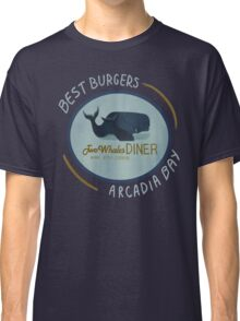 Two Whales Diner Classic T-Shirt