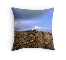 The Ivy Grows... Throw Pillow