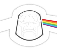 Darkseid of the Moon Sticker
