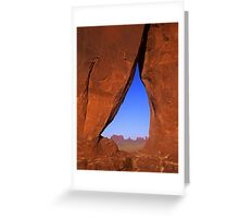 Monument Valley #13 Greeting Card