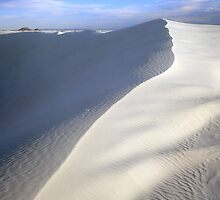 White Sand Dune by Mike Norton