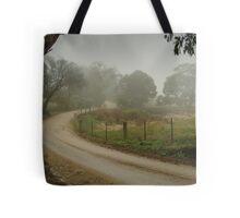 Prendegast Lane,Cobaw,Macedon Ranges Tote Bag