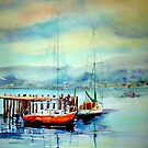 Tassie Boats. www.shirleycharlton.com by Shirlroma