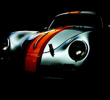 Porsche 1600 Super by Kurt Golgart
