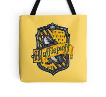 Hufflepuff House Crest Tote Bag