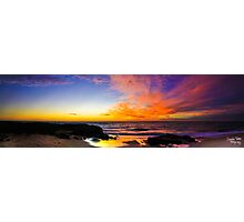 Wyalup Point Panoramic Photographic Print