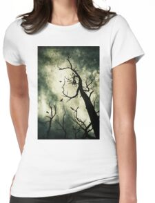 Beckoning Womens Fitted T-Shirt