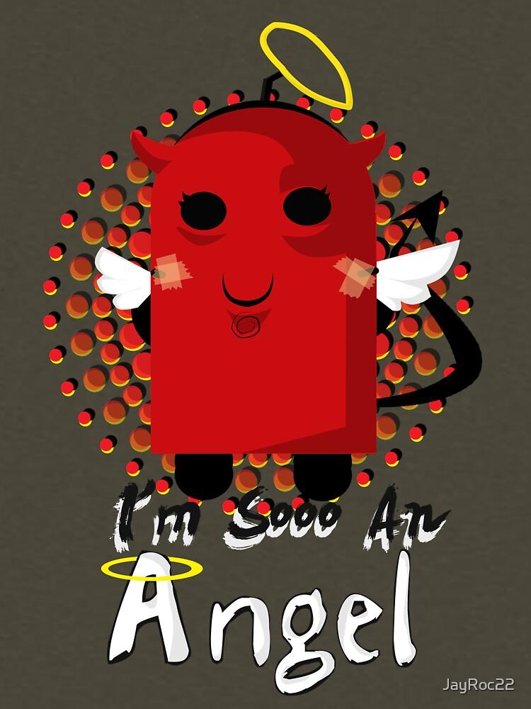 Sooo An Angel by JayRoc22