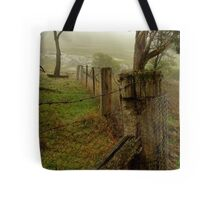 Mist and Dew Tote Bag