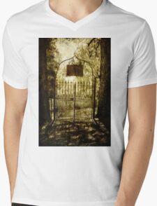Orpheus Mens V-Neck T-Shirt
