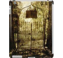 Orpheus iPad Case/Skin