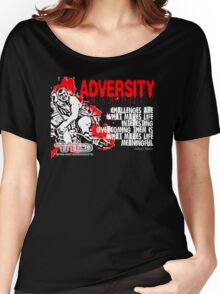 adversity Women's Relaxed Fit T-Shirt